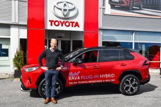 – Rav4 plug-in hybrid blir en volumselger