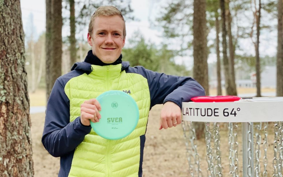 – Frisbeegolf er for alle
